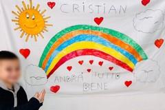 50 disegni di bambini di Barletta contro la paura del Coronavirus