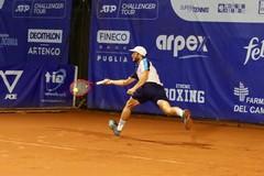 ATP Barletta, fuori Martin: eliminata la testa di serie n.1