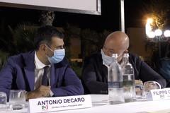 Caracciolo: «Orgoglioso della vicinanza di Antonio Decaro»