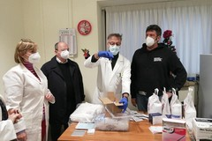 Somministrate le prime dosi di vaccino anti-Covid nella Bat