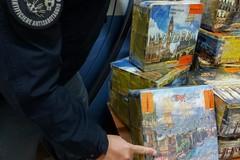 Sequestrati 100 kg di fuochi illegali a Barletta, scatta l'arresto