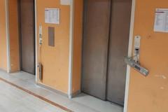 Sradicate le tastiere di due ascensori dell'ospedale Dimiccoli