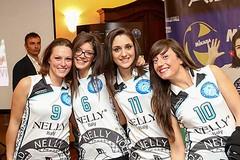 Tripletta di vittorie per la Nelly Volley di Barletta