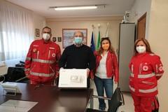 La Croce Rossa dona un ventilatore polmonare alla Asl BT