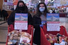 Raccolta alimentare, Barletta Sociale scende in campo e supporta la Caritas