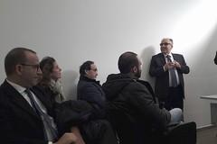 Assemblea Assoimprese, Montaruli: «Con Filannino ho condiviso progetti»
