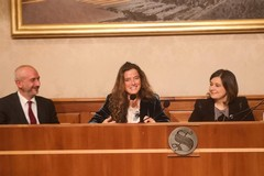 "Assuntela Messina presenta al Senato ""Youth Empowerment 4 Environment"""