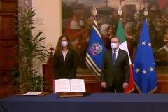 Assuntela Messina giura come sottosegretario: «Centrale il fattore umano»