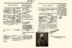 De Nittis, 174° anniversario: ecco il suo atto di nascita