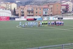 Audace Barletta, il 2019 termina con un pari: 2-2 il finale a San Marco