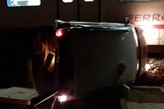 Tragedia sfiorata, treno contro auto sulla Bari-Barletta