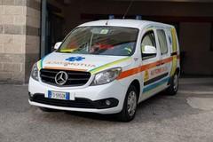 Automedica, servizio attivo da domani a Barletta