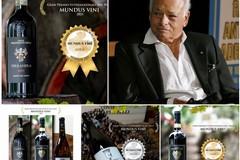 """""""Mundus Vini 2021"""": prestigiosi riconoscimenti per l'Azienda Conte Spagnoletti Zeuli"""
