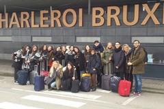 Il liceo Cafiero di Barletta in viaggio per Bruxelles