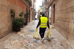 Da lunedì i kit della differenziata arrivano porta a porta nel quartiere Settefrati