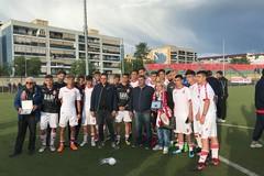 Memorial Giuseppe Nanula 2018, vince il Bari under 17
