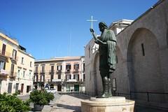 Degrado nel centro storico di Barletta, il sindaco scrive al prefetto