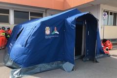 Tende pre-triage, Delle Donne: «Nessun caso sospetto nella nostra provincia»