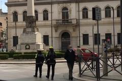 """Barletta è """"zona protetta"""": le immagini del primo giorno"""