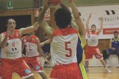 Frantoio Muraglia Barletta Basket non fa sconti: 83-63 il finale contro il Basket Fasano