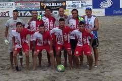 Barletta Beach Soccer battuto, i play-off restano un sogno