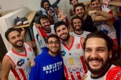 Barletta Basket, test amichevole contro la Juve Trani