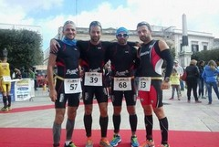 Triathlon, due podi a Monteparano per l'All Tri Sports