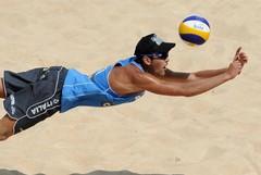 Sole e sport con la Barletta Beach Volley Cup