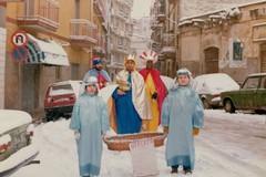 Epifania tutte le feste porta via: ricordi a Barletta nel 1954 e 1985