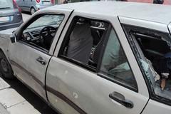 Bomba carta scuote la notte di Barletta in via Scommegna