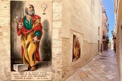 L'arte sui muri di Barletta, Borgiac colpisce ancora
