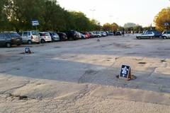Ospedale di Barletta, presto sarà sistemato il manto stradale del parcheggio