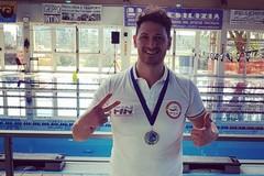 Doppio titolo regionale FIN Master Puglia per Fedele Cafagna