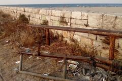 Cancello rotto a Levante, «servono controlli e responsabilità»