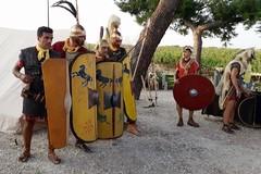 Soldati romani rivivono a Canne della Battaglia