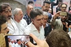 Mino Cannito è il sindaco di Barletta, vittoria schiacciante al primo turno