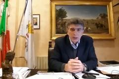 Coronavirus, il videomessaggio del sindaco Cannito