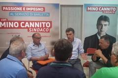 Il neo sindaco Cannito incontra i lavoratori della Timac