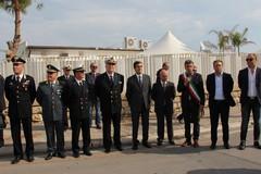 """Intitolata """"Via delle Capitanerie di Porto"""", questa mattina la cerimonia"""