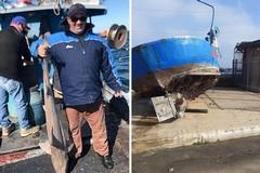 «Senza barca sono disperato»: l'appello di Giovanni, pescatore di Barletta