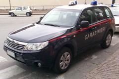Ritrovata a San Ferdinando un'automobile rubata a Barletta