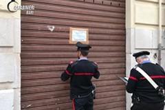 Blitz antidroga a Barletta, sequestrato un box in pieno centro