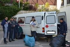 Alla Caritas di Barletta in dono merce contraffatta