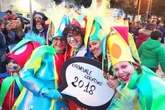 Aspettando il Carnevale Coratino 2018, il nostro inviato... dall'Inghilterra