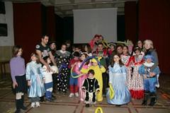 Una festa di Carnevale dedicata ai bambini ciechi