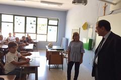 Scuole aperte a Barletta, l'augurio del sindaco per un sereno anno scolastico