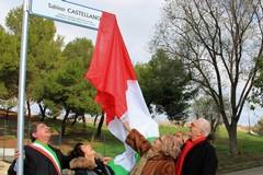 A Canne della Battaglia l'omaggio al barlettano Sabino Castellano