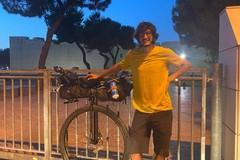 Da Bologna a Cariati passando per Barletta a bordo di un monociclo: la storia di Cataldo