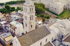 Uno spot per la Cattedrale di Barletta: così non l'avete mai vista