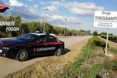 Ritrovata a Cerignola un'automobile rubata a Barletta